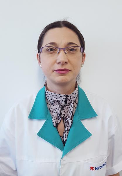 Dr.  Irina Bordeianu