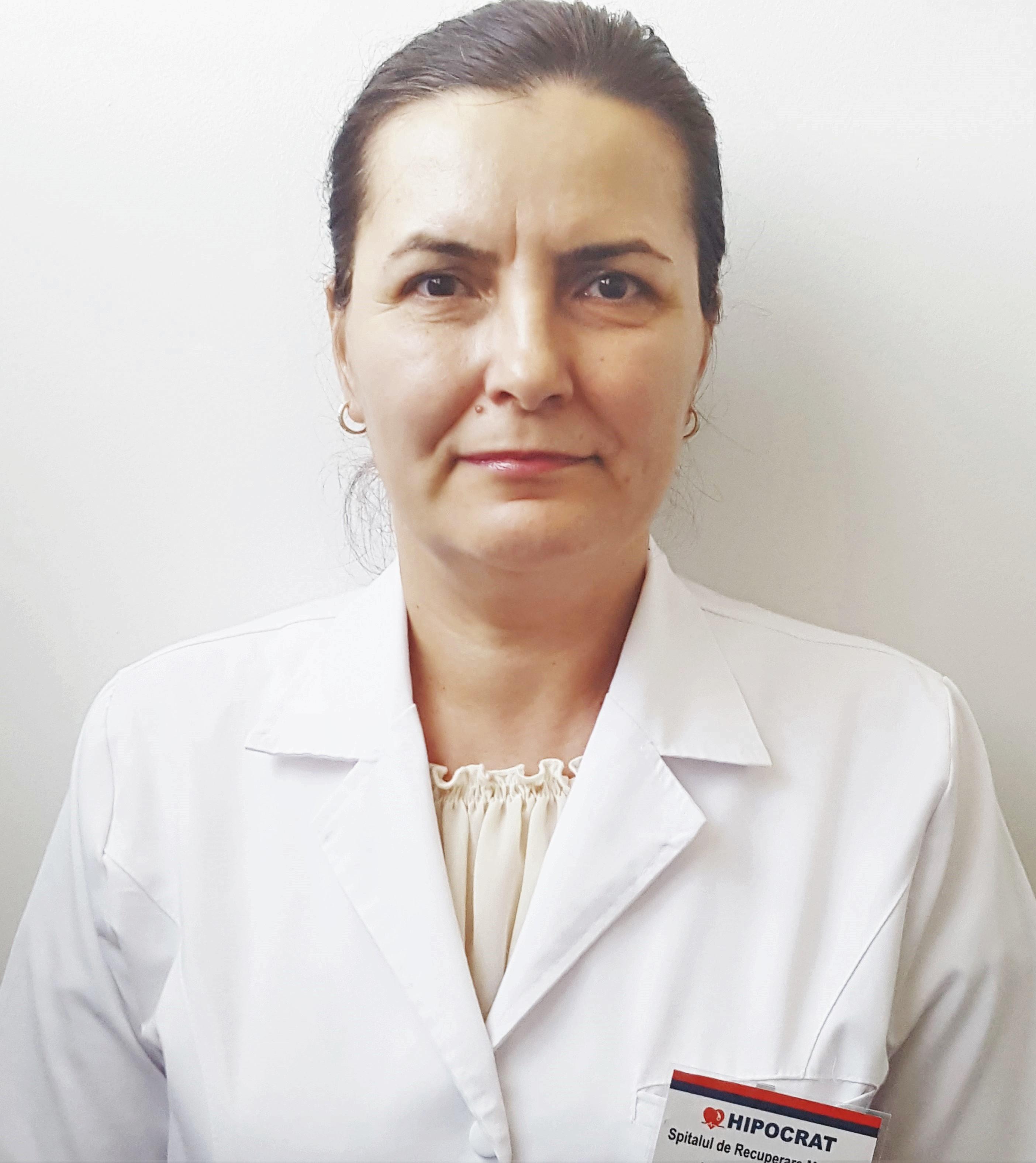 Dr. Maria Spiridon