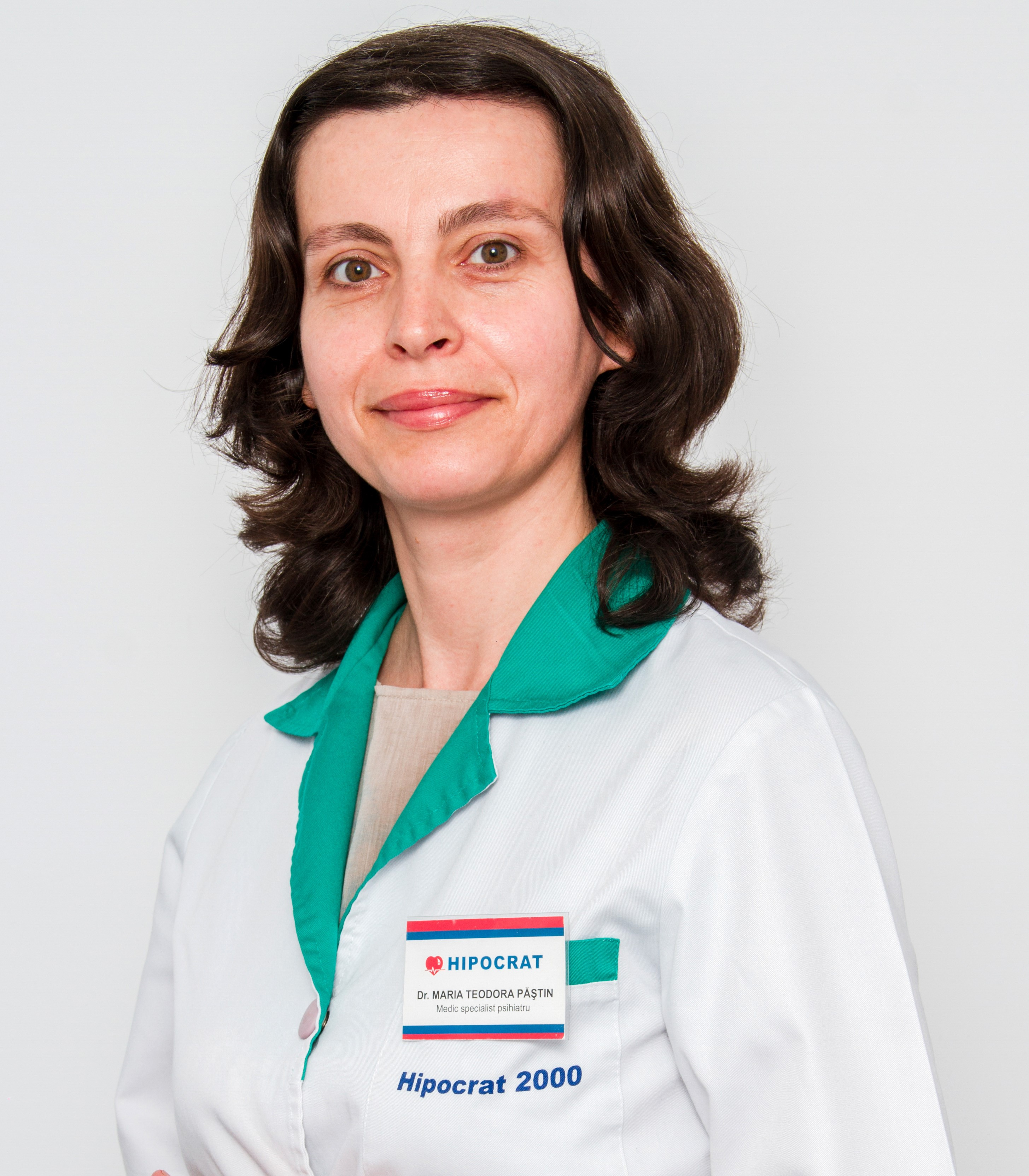Dr.  Maria Teodora Pastin