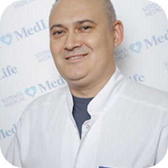 Dr. Agache Armand - Hyperclinica MedLife Grivita
