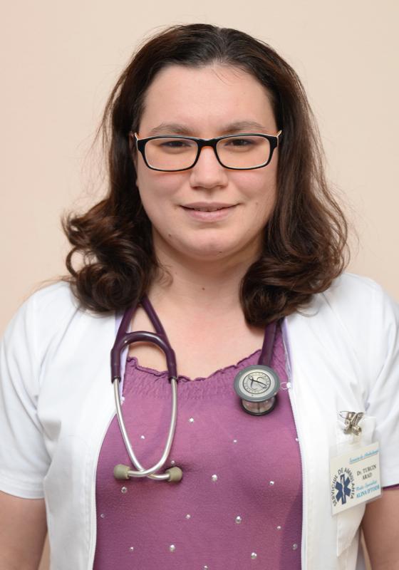 Dr. Alina Iftode