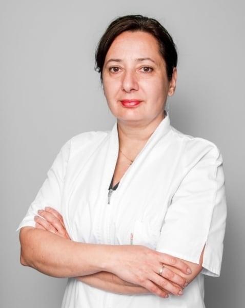Dr. Andreea Sandulescu