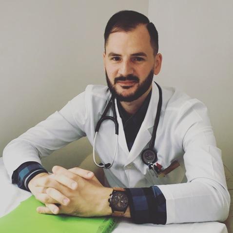 Dr. Florian Rafael Sabiescu - Clinica BlueLife