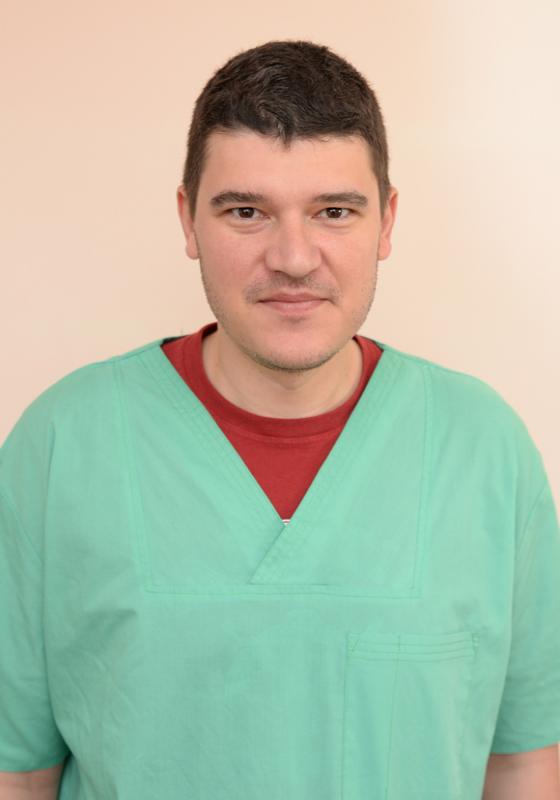 Dr. Dan Bugari