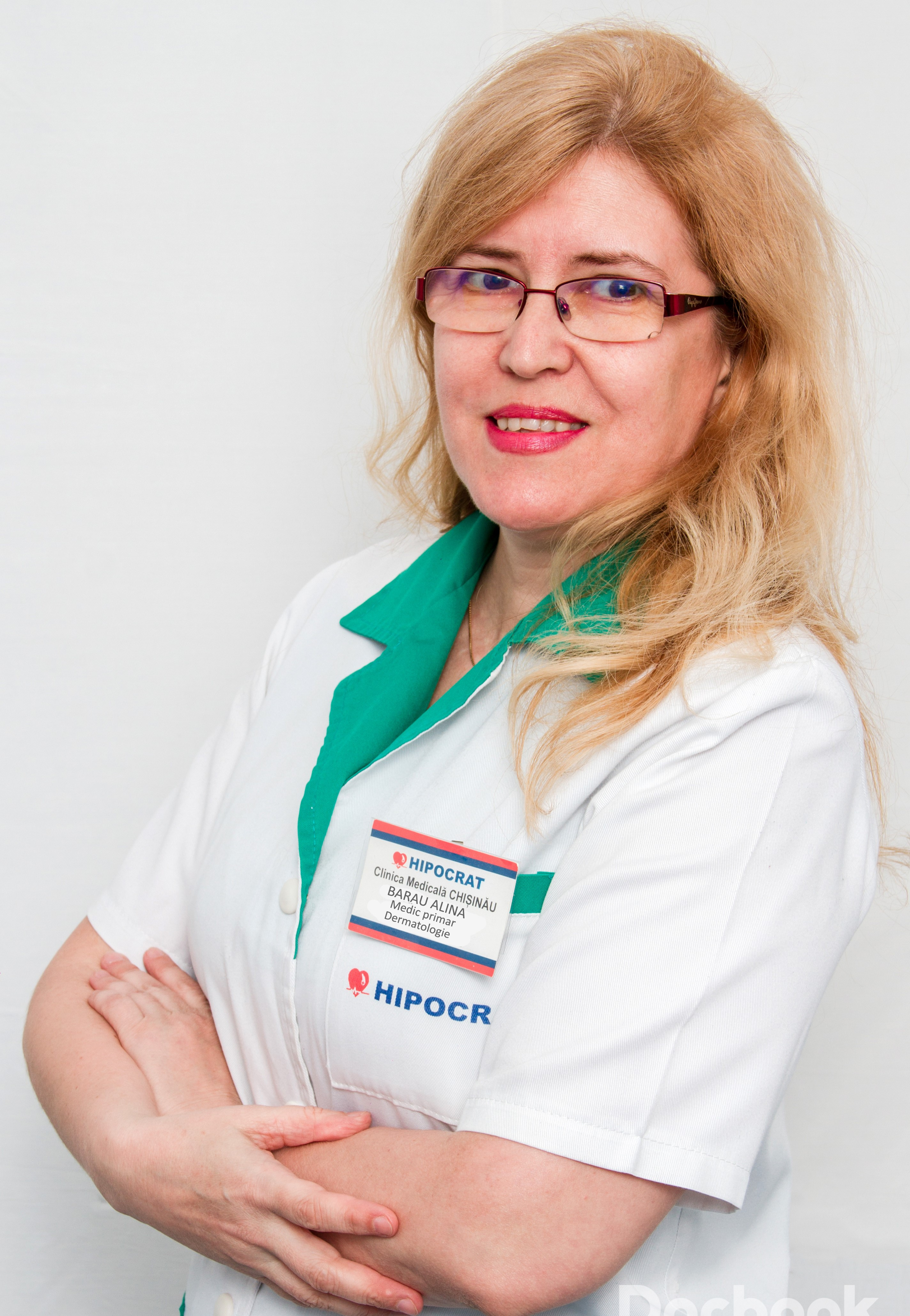 Dr. Alina Mihaela Barau
