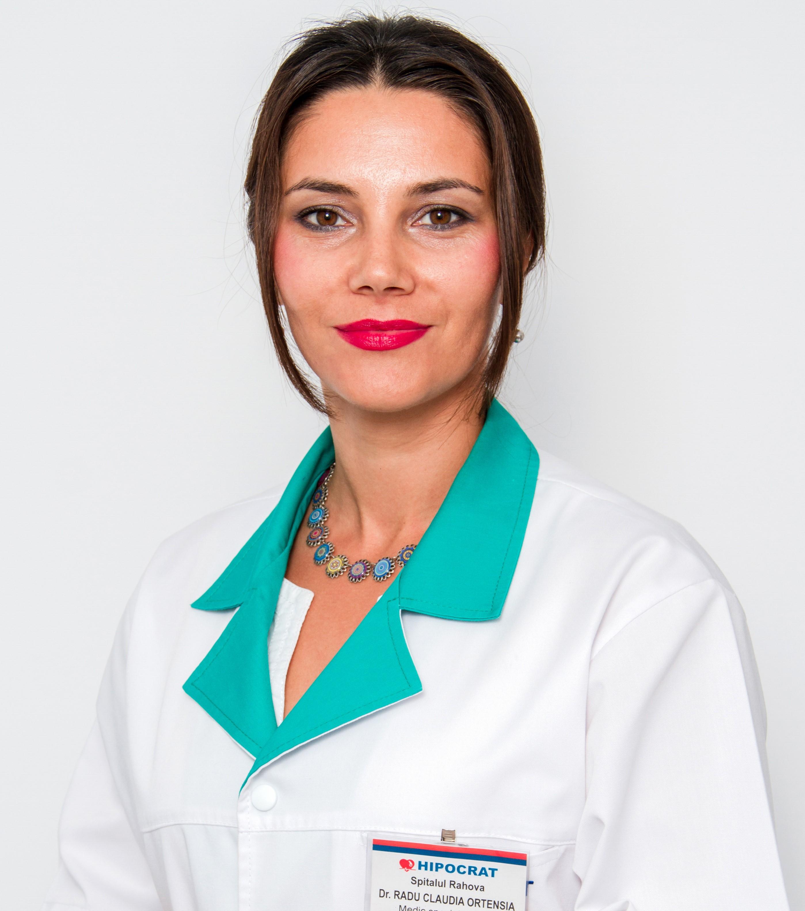 Dr.  Claudia-Ortensia Radu