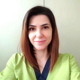 Dr. Pricop (vladuta) Andreea Raluca