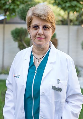 Dr.  Bucur Irina-Gabriela