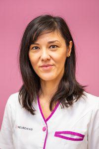 Dr. Zela Cafoian Amet - Clinica Neuroaxis