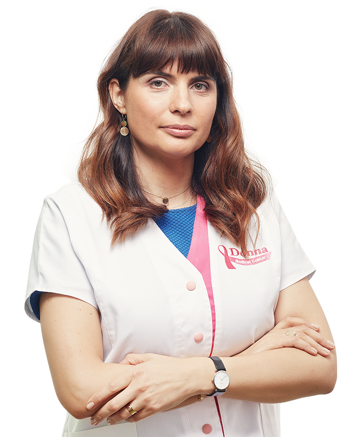 Dr. Isabela Botea
