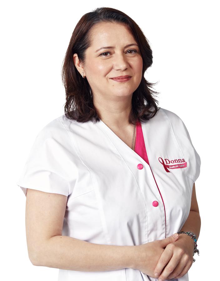 Dr. Monica Manaila