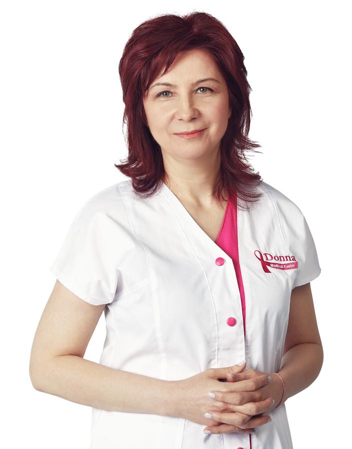 Dr. Nicole Cuturela