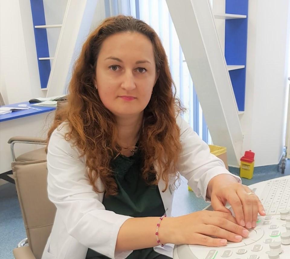 Dr. Elena  Olaru - Primed