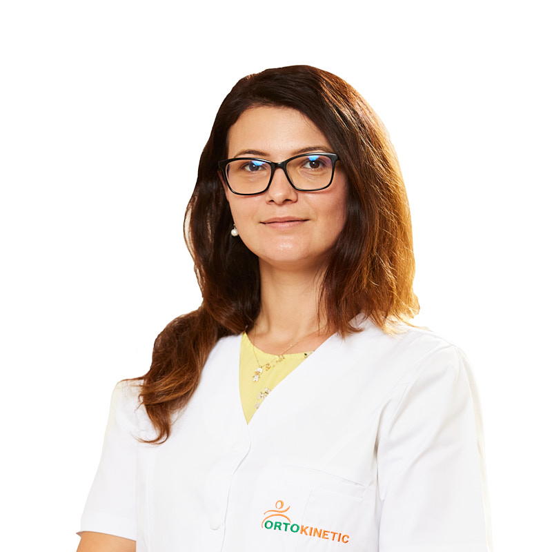 Dr.  Madalina Lungu