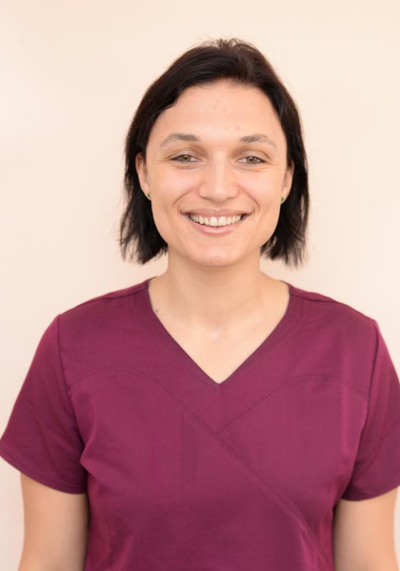 Dr. Radmila Bugari - Policlinica Dr. Turcin