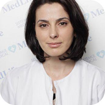 Dr. Sandu Anca  Elena - Spitalul de Pediatrie MedLife Bucuresti