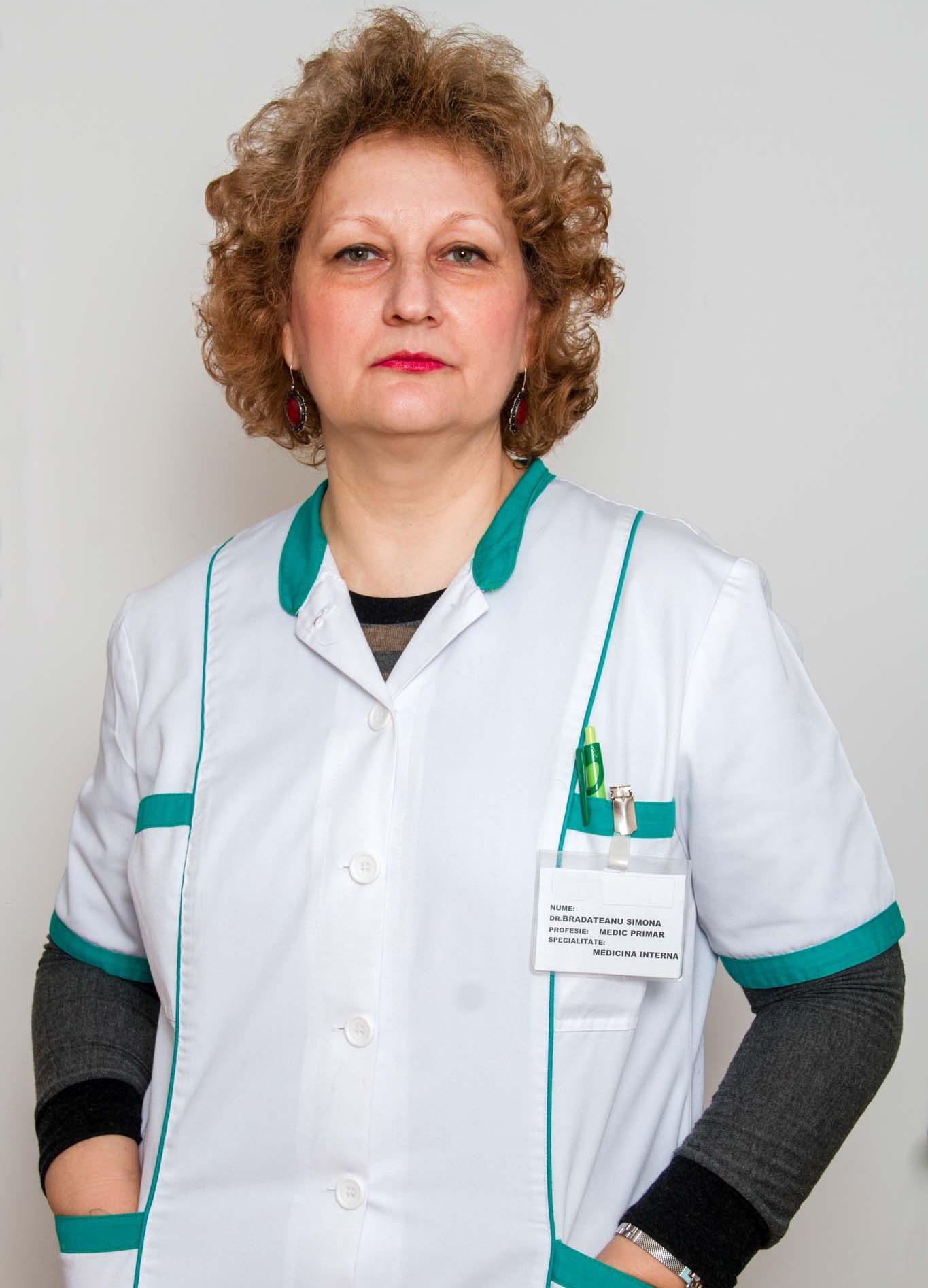 Dr. Simona  Bradateanu