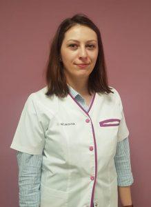 Dr. Oana Obrisca - Clinica Neuroaxis