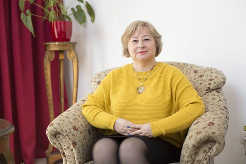 Dr. Georgeta Iorga - Clinica Oana Nicolau Piata Unirii