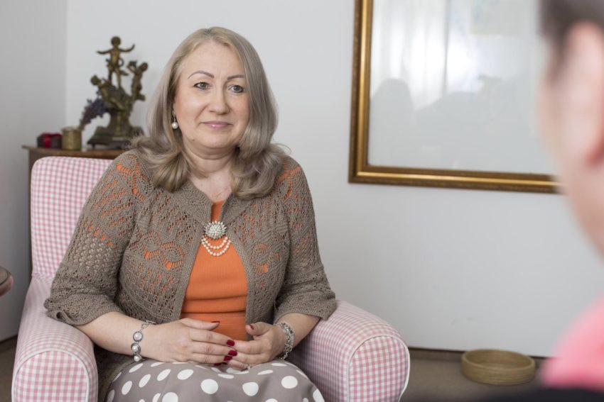 Dr. Diana Miron - Clinica Oana Nicolau Piata Unirii
