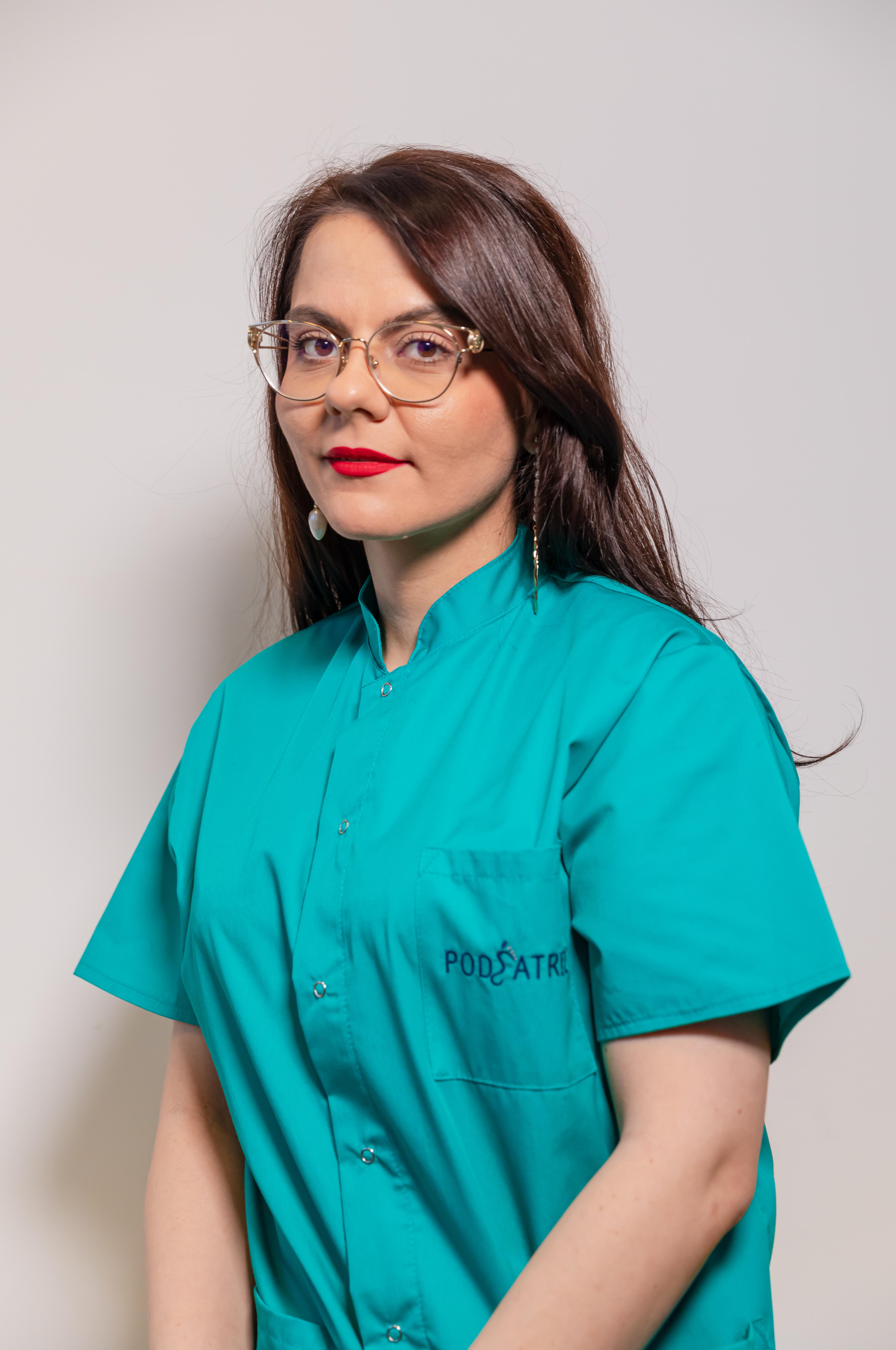 Dr.  Nicoleta Ionita