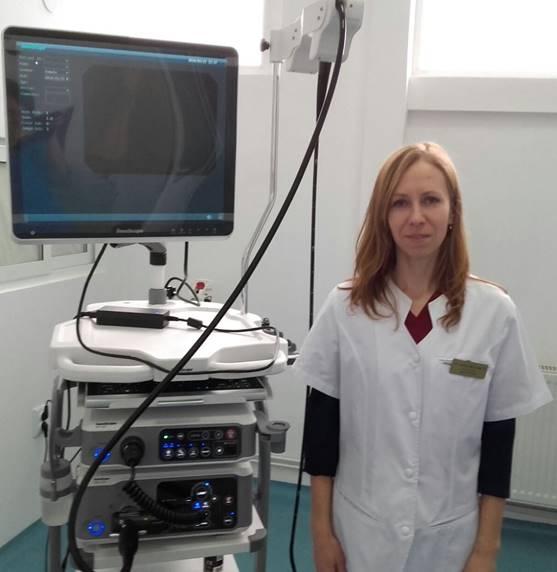 Dr. Alina Buliarca - Clinica BlueLife