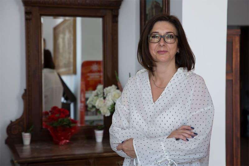 Dr. Alina Cioaba - Clinica Oana Nicolau Piata Unirii