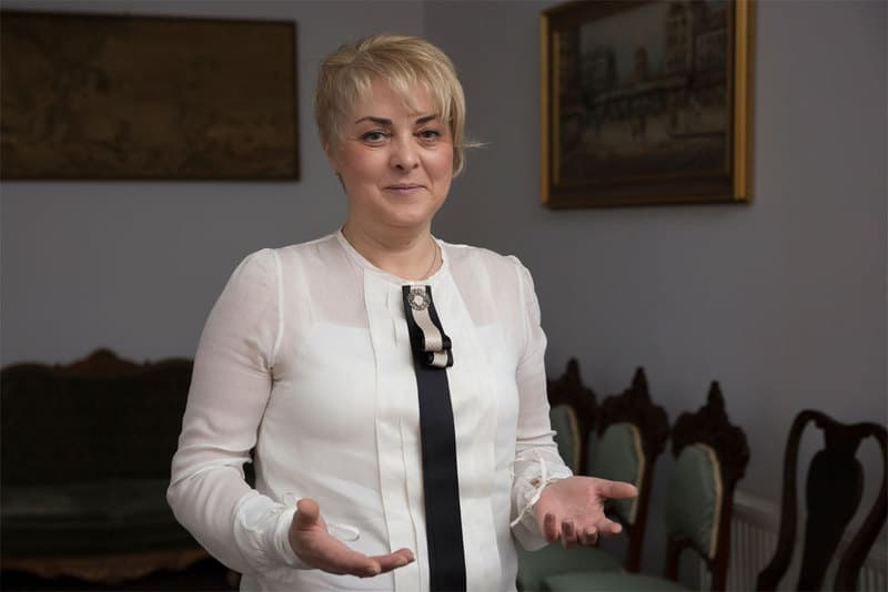 Dr. Daniela Conta - Clinica Oana Nicolau Piata Unirii