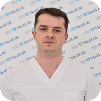 Dr. Dragomir Dinu Andrei - Hyperclinica MedLife Oradea