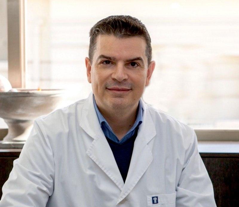 Dr. Gerasimos Tsilimidos