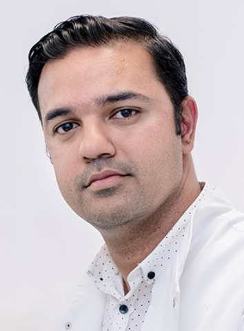 Dr. Prateek Vora