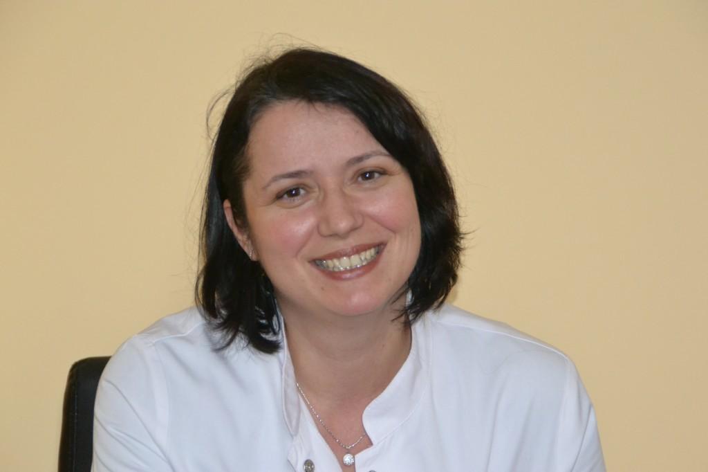 Dr. Aura Monica Manaila