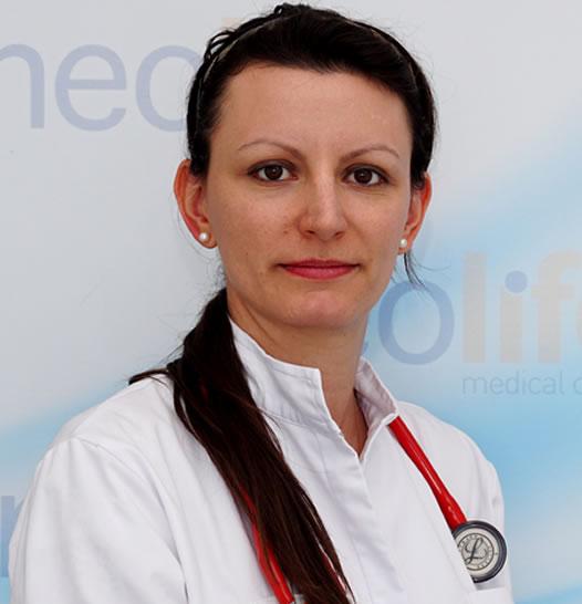 Dr.  Roxana Mihaela Popescu - Moraru