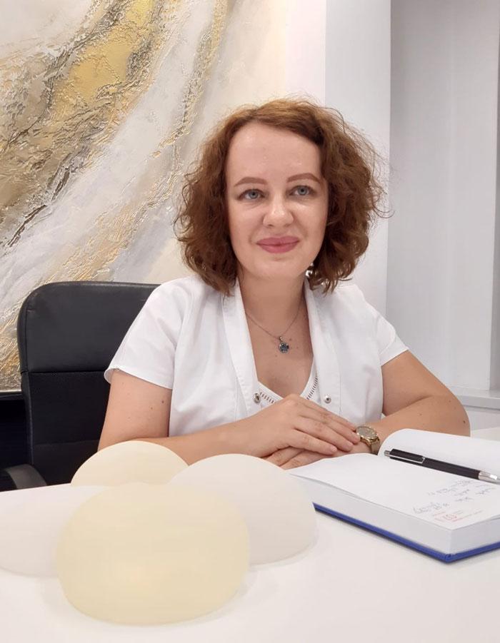 Dr.  Simona Manea