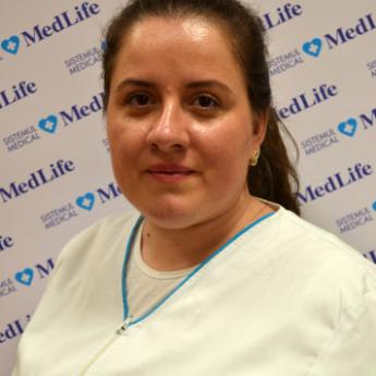 Dr. Lucaci Ancuta Ioana - Hyperclinica MedLife Genesys