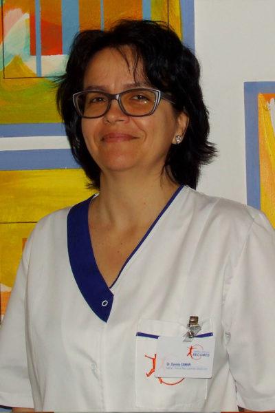 Dr.  Daniela Gaman