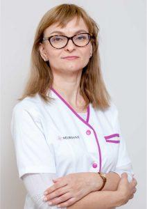 Dr. Ionela Codita - Clinica Neuroaxis