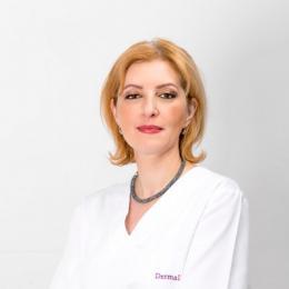 Dr. Margaritescu Mihaela Gabriela