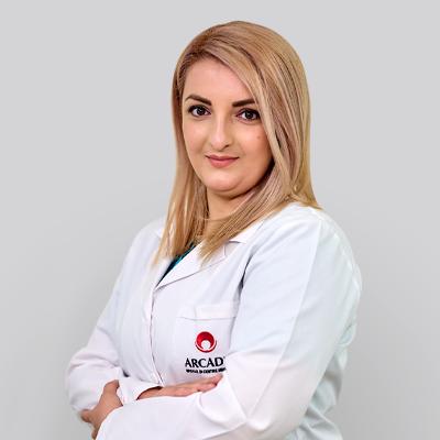 Dr. Arvinte Mihaela Buna