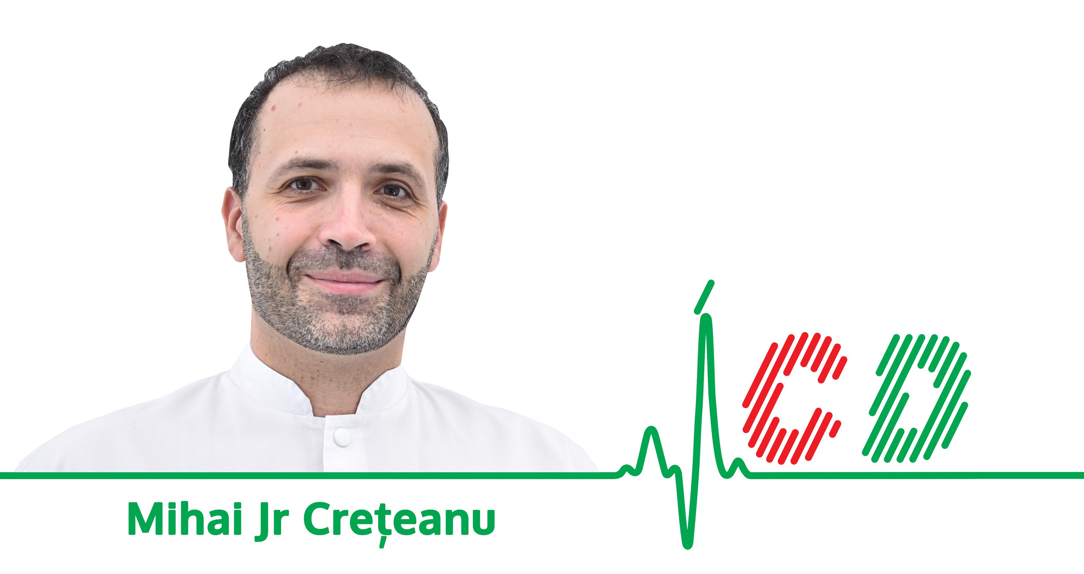 Dr.  Mihai Jr Creteanu