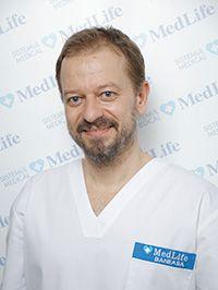 Dr. Andriescu Mircea - Spitalul de Pediatrie MedLife Bucuresti