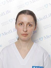 Dr. Daraban Diana - Maria - Hyperclinica MedLife Baneasa