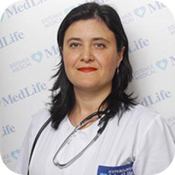 Dr. Dinescu Daniela - Hyperclinica MedLife Grivita