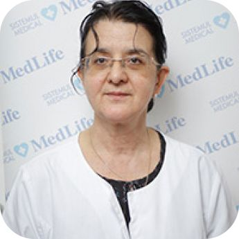 Dr. Gache Doinita - Hyperclinica MedLife Grivita