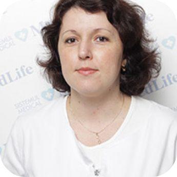 Dr. Melinte Diana - Spitalul de Pediatrie MedLife Bucuresti