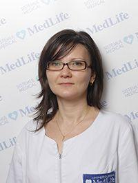 Dr. Petrescu Lacramioara Gabriela - Hyperclinica MedLife Grivita