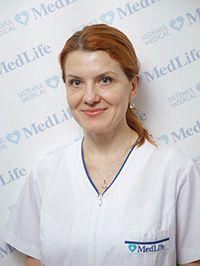 Dr. Popa Mirela Liliana - Hyperclinica MedLife Grivita