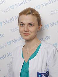 Dr. Savu Iulia - Hyperclinica MedLife Grivita