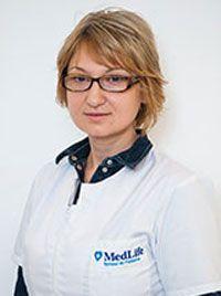 Dr. Tane Georgiana - Hyperclinica MedLife Berceni