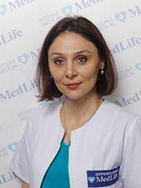 Dr. Vasilescu Mihaela Elena - Hyperclinica MedLife Grivita
